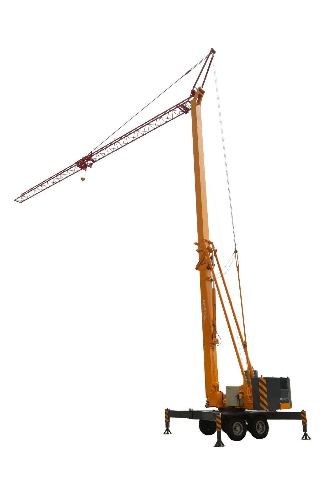 移动式折叠塔吊